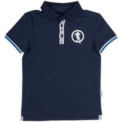 Abbigliamento Uomo T-shirt maniche corte Bikkembergs BK0246003 Blu