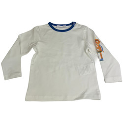 Abbigliamento Uomo T-shirts a maniche lunghe Gaudi GAM04033011 Blu