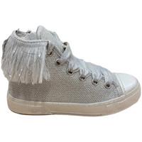 Scarpe Donna Sneakers alte Magil SILVER Grigio