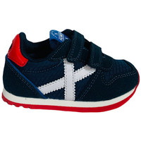 Scarpe Uomo Sneakers Munich 8820398 Blu