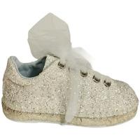 Scarpe Donna Sneakers Magil USCITA Bianco