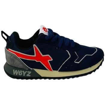Scarpe Uomo Sneakers W6yz 1C40 - [001-2014034-01 Blu