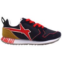 Scarpe Uomo Sneakers W6yz 0012013566.15.1C23 Blu