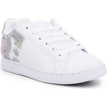 Scarpe Donna Sneakers basse DC Shoes DC Court Graffik 300678-TRW white