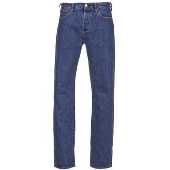 Abbigliamento Uomo Jeans dritti Levi's 501 LEVIS ORIGINAL FIT Stonewash