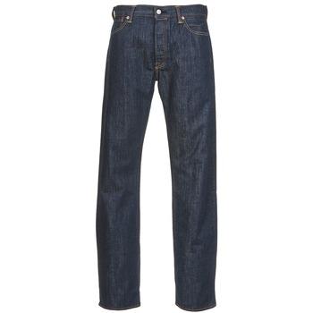 Abbigliamento Uomo Jeans dritti Levi's 501 LEVIS ORIGINAL FIT Blu