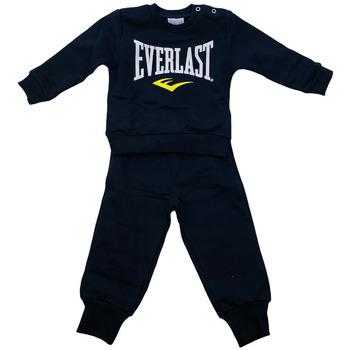 Abbigliamento Uomo Tuta Everlast 028229  060 Nero