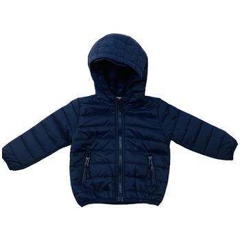 Abbigliamento Uomo Parka Boyzone BN37608-G BLUE Blu