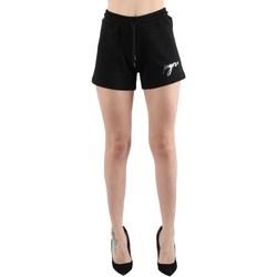 Abbigliamento Donna Shorts / Bermuda Pyrex 21epb42018 Short Donna Nero Nero