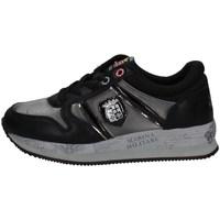 Scarpe Donna Sneakers basse Marina Militare MM359 NERO