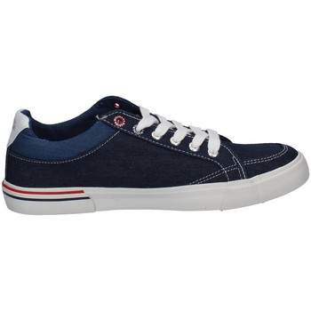Scarpe Uomo Sneakers basse Marina Militare MM2130 JEANS