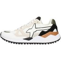 Scarpe Uomo Sneakers basse W6yz 001201518310 Bianco