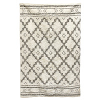 Casa Tappeti The home deco factory MIRAGE Bianco / Beige