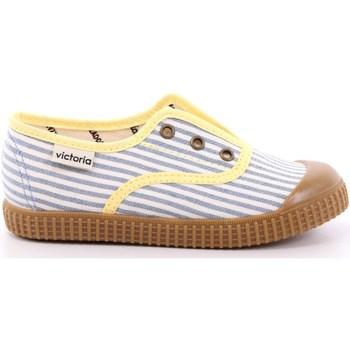 Scarpe Bambino Slip on Victoria 9 - 1366141 Avio