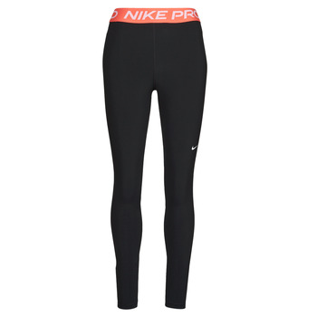 Abbigliamento Donna Leggings Nike NIKE PRO 365 Nero / Bianco