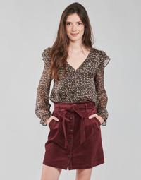 Abbigliamento Donna Top / Blusa Betty London PAULINE Nero