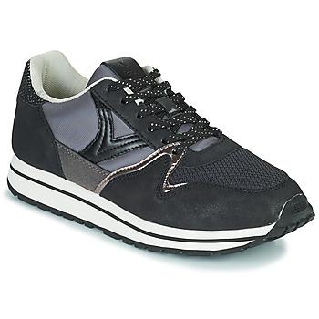 Scarpe Donna Sneakers basse Victoria INGLESA LONA Nero