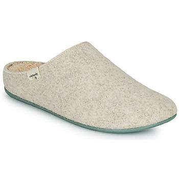 Scarpe Donna Pantofole Victoria NORTE FIELTRO Grigio