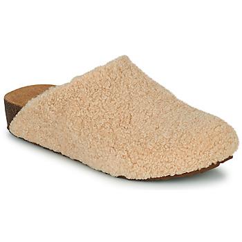 Scarpe Donna Pantofole Steve Madden VESA Beige