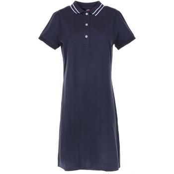 Abbigliamento Donna Abiti corti Colmar Vestito In Cotone Blu Blu