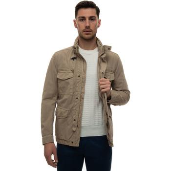 Abbigliamento Uomo Cappotti Fay NAM1942027T-TIHC807 Beige