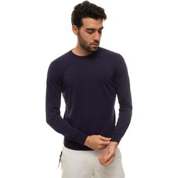 Abbigliamento Uomo Maglioni Fay NMMC142171T-OHPU605 Blu medio