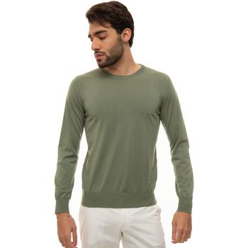 Abbigliamento Uomo Maglioni Fay NMMC142171T-OHPV607 Verde