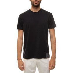 Abbigliamento Uomo T-shirt maniche corte Fay NPMB3421310-SHOU807 Blu