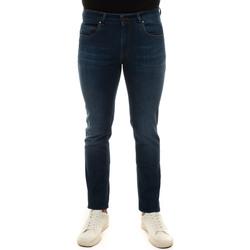 Abbigliamento Uomo Jeans slim Fay NTM8242196L-TH2U600 Denim medio