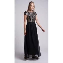 Abbigliamento Donna Abiti lunghi Goa Goa 111216 006-UNICA - Abito Acqua  Nero