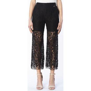 Abbigliamento Donna Pinocchietto Hanny Deep F876XBAAMIRA NERO-UNICA - Pant  Nero