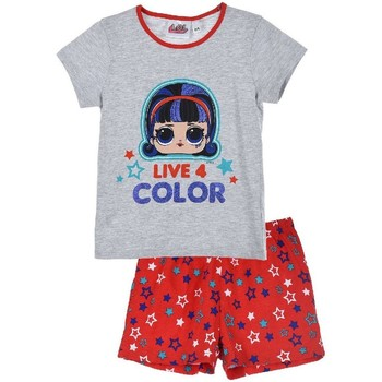 Abbigliamento Bambina Pigiami / camicie da notte Lol Surprise Pigiama Multicolore