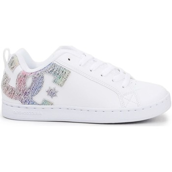 Scarpe Donna Sneakers basse DC Shoes 300678TRW Bianco