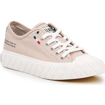 Scarpe Donna Sneakers basse Palladium Manufacture Ace Cvs U Beige