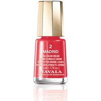 Bellezza Donna Smalti Mavala Nail Color 02-madrid  5 ml