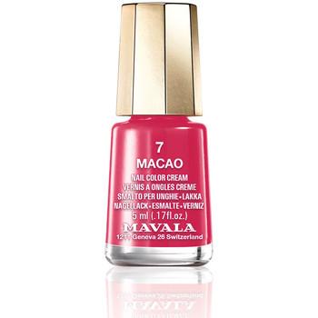 Bellezza Donna Smalti Mavala Nail Color 07-macao  5 ml