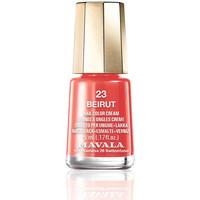 Bellezza Donna Smalti Mavala Nail Color 23-beirut  5 ml
