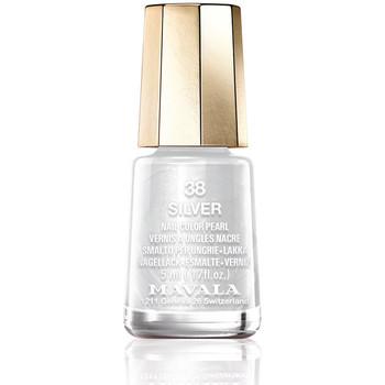 Bellezza Donna Smalti Mavala Nail Color 38-silver  5 ml