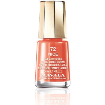 Bellezza Donna Smalti Mavala Nail Color 72-nice  5 ml