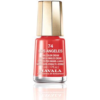 Bellezza Donna Smalti Mavala Nail Color 74-los Angeles  5 ml