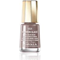 Bellezza Donna Smalti Mavala Nail Color 151-marron Glace  5 ml