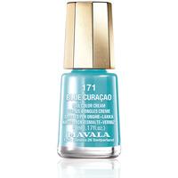 Bellezza Donna Smalti Mavala Nail Color 171-blue Curaçao  5 ml