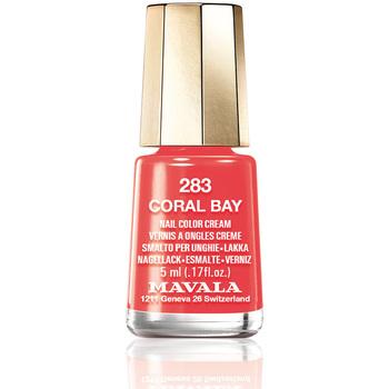 Bellezza Donna Smalti Mavala Nail Color 283-coral Bay  5 ml