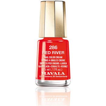 Bellezza Donna Smalti Mavala Nail Color 286-red River  5 ml