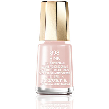 Bellezza Donna Smalti Mavala Nail Color 398-pink  5 ml
