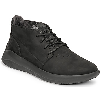 Scarpe Uomo Sneakers alte Timberland BRADSTREET ULTRA PT CHK Nero