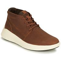 Scarpe Uomo Sneakers alte Timberland BRADSTREET ULTRA PT CHK Marrone