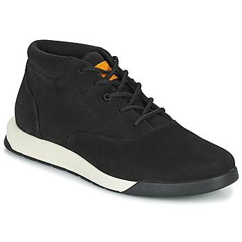 Scarpe Uomo Sneakers alte Timberland NITE FLEX CHUKKA 2 Nero