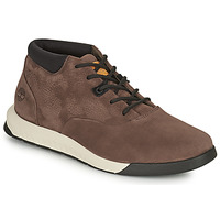 Scarpe Uomo Sneakers alte Timberland NITE FLEX CHUKKA 2 Marrone