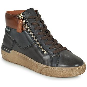 Scarpe Donna Sneakers alte Pikolinos VITORIA Blu